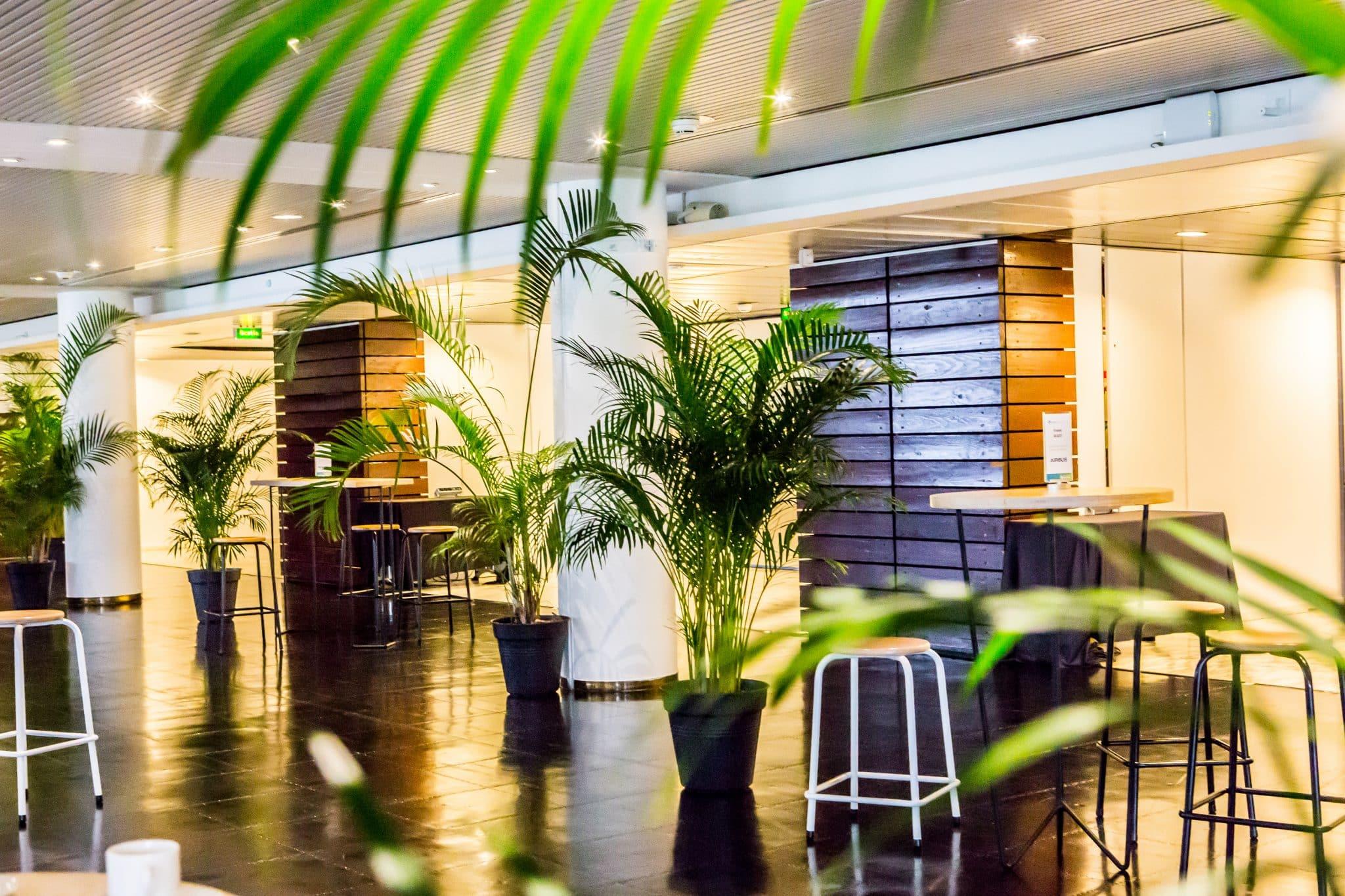 Espace R0 la Cité des congrès de Nantes
