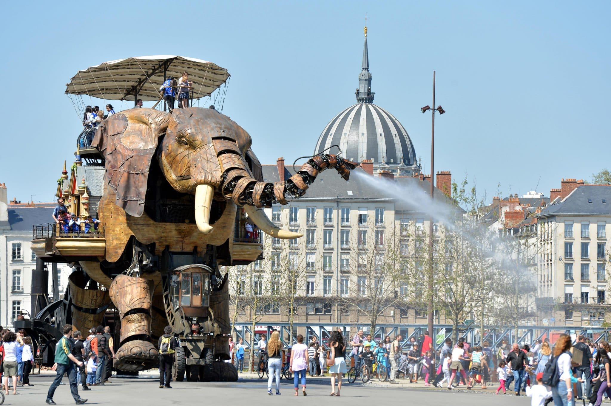 Le Grand Elephant Nantes