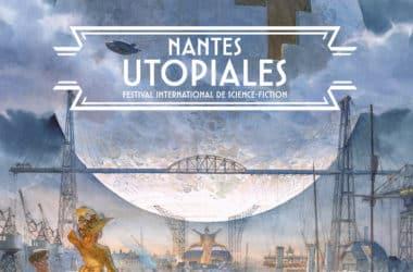 Affiche Utopiales 2020