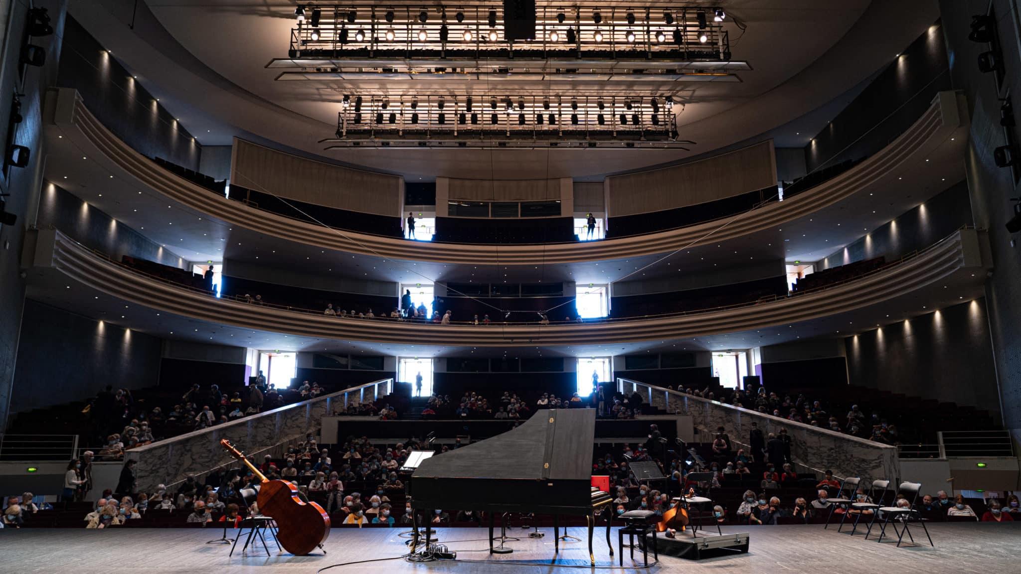 La Folle Journée Nantes Cité des Congrès Grand Auditorium